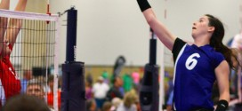 TAV setter Bri Burkert (6) has a lot of weapons to work with in 2013.