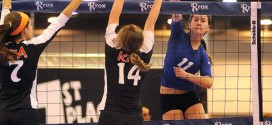 Payton Schwantz (11) is one of many weapons returning as Dallas Skyline Royal prepares to make another run at an Open title in 16s.