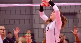 Super setter Ashley Brown received the most votes to headline this year's All-Texas Team.