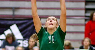 Camryn Ennis (11) and the Reagan Rattlers put their #12 ranking on the line when they face O'Connor in a major quarterfinal showdown tonight.
