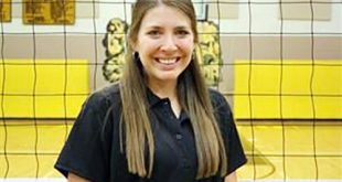 Kori Cooper, seen here during her coaching days at Grapevine HS, took Cedar Park High School to the 5A state match and is now moving to Lubbock (photo courtesy of GISD)