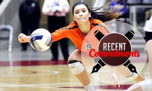 Texas HS Volleyball recruits