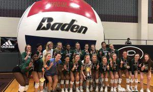 Prosper high school volleyball