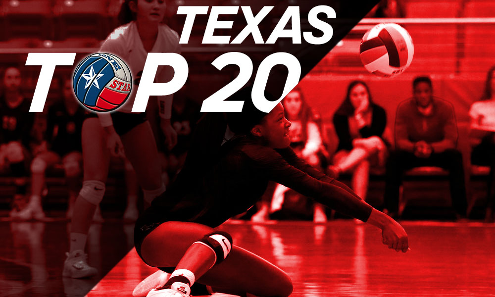 Texas high school volleyball rankings