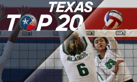 Texas Top 20 HS Volleyball Rankings